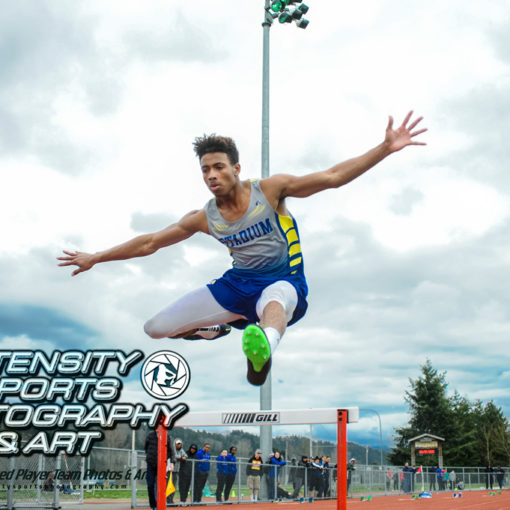 Cardinal Relays (Orting) Track and Field