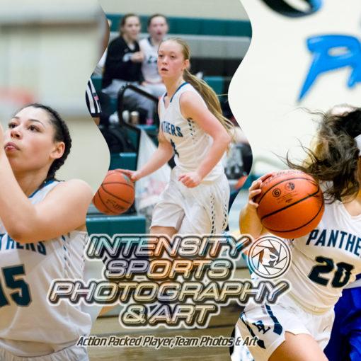 Bonney Lake Girls Basketball Lady Panthers