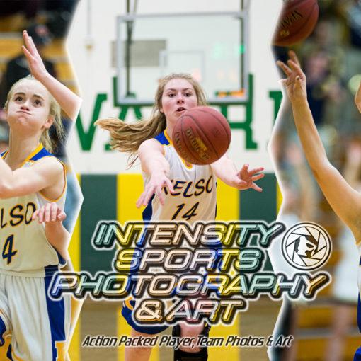 Kelso Basketball Girls