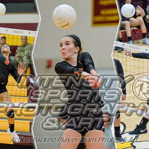 Steilacoom Sentinels Volleyball