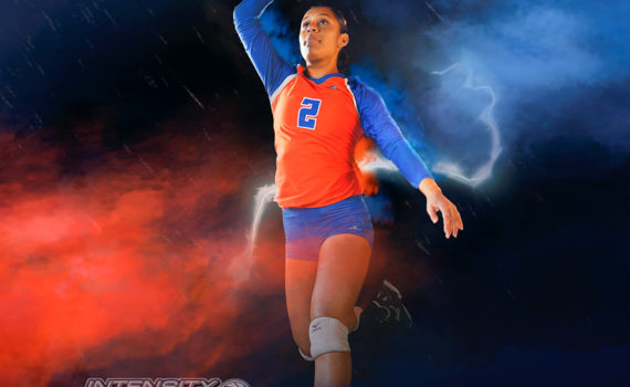 Isabell Pannell Lakes HS Volleyball Composite
