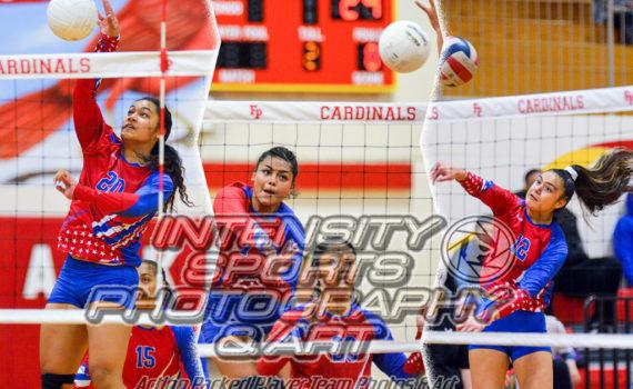 Washington High School Volleyball Patriots