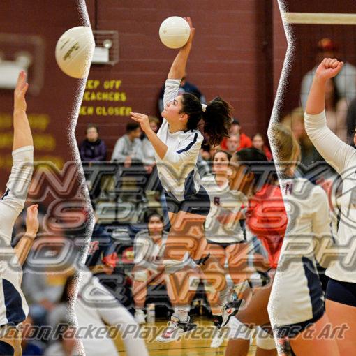 Wilson High School Rams Volleyball