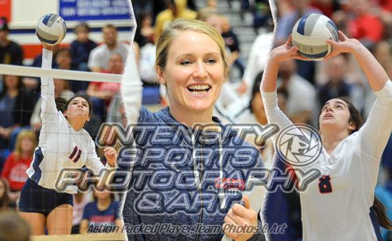 Wilson Rams Volleyball