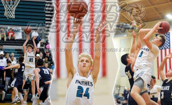 Bonney Lake Basketball Panthers
