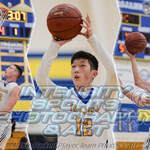 Fife High School Trojans Basketball
