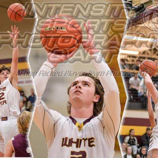 White River High School Boys Basketball Hornets