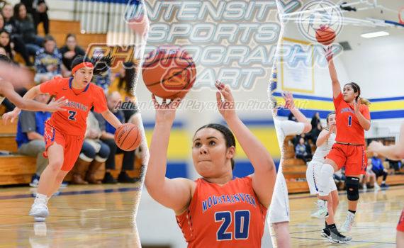 Auburn Mountainview Lions Girls Basketball