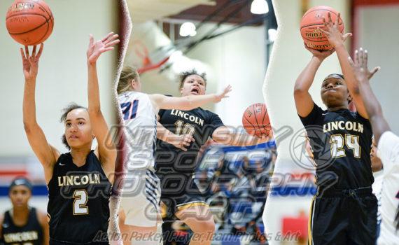 Varsity Girls Basketball Lincoln @ Wilson