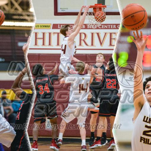 White River Hornet Boys Basketball