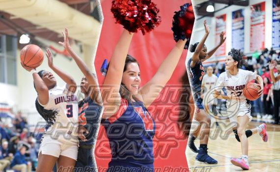 Wilson Rams Basketball Girls High School