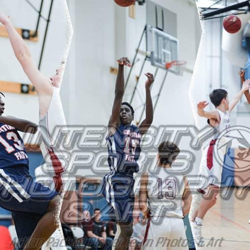 Christian Faith Eagles Basketball