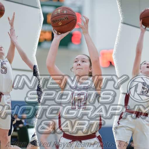 Concordia Christian Academy Hawks Basketball Girls
