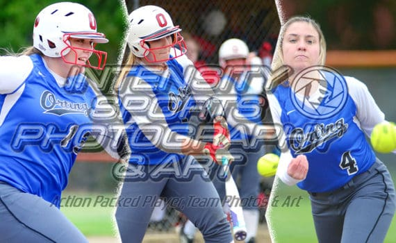 Orting Cardinals Fastpitch Softball High School