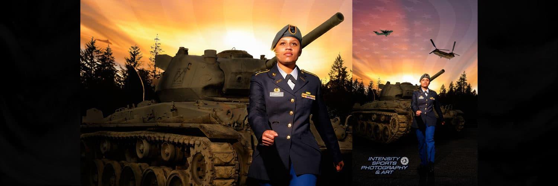 Lakes ROTC Isabell Pannell Tacoma JBLM