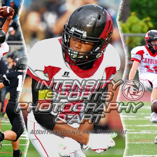 Franklin Pierce Football Cardinals JV