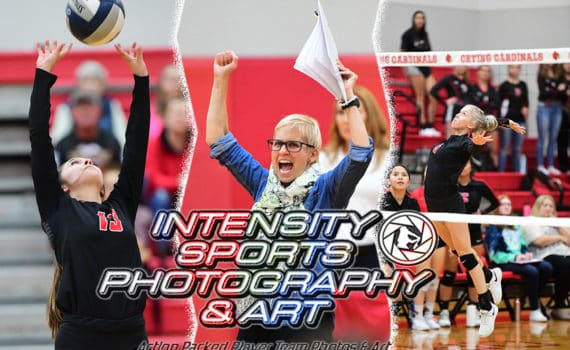 Orting High School Volleyball Cardinals