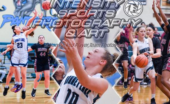 Bonney Lake High School Panthers Basketball girls