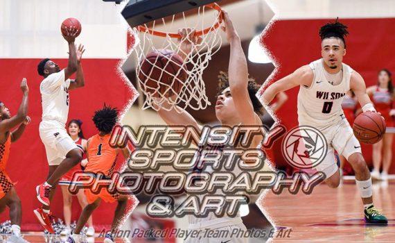Wilson High School Rams Basketball
