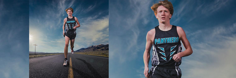 Jacob Slossher by Bonney Lake Senior Photographer Itensity Sports Photography